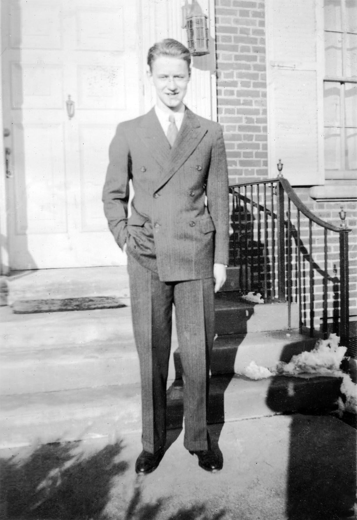 Charles H. Williams Jr. 1940 - Abington, PA
