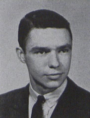 Ian W. Ramsay '61 - LaVie PORTRAIT