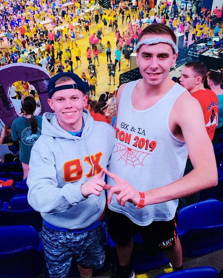 2019 THON - Jake and Carson