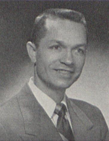 """Eugene """"Gene"""" Raup '52 - LaVie Portrait"""