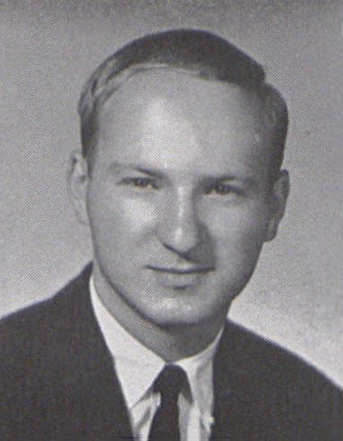 John L. Starkey '57 - LaVie portrait