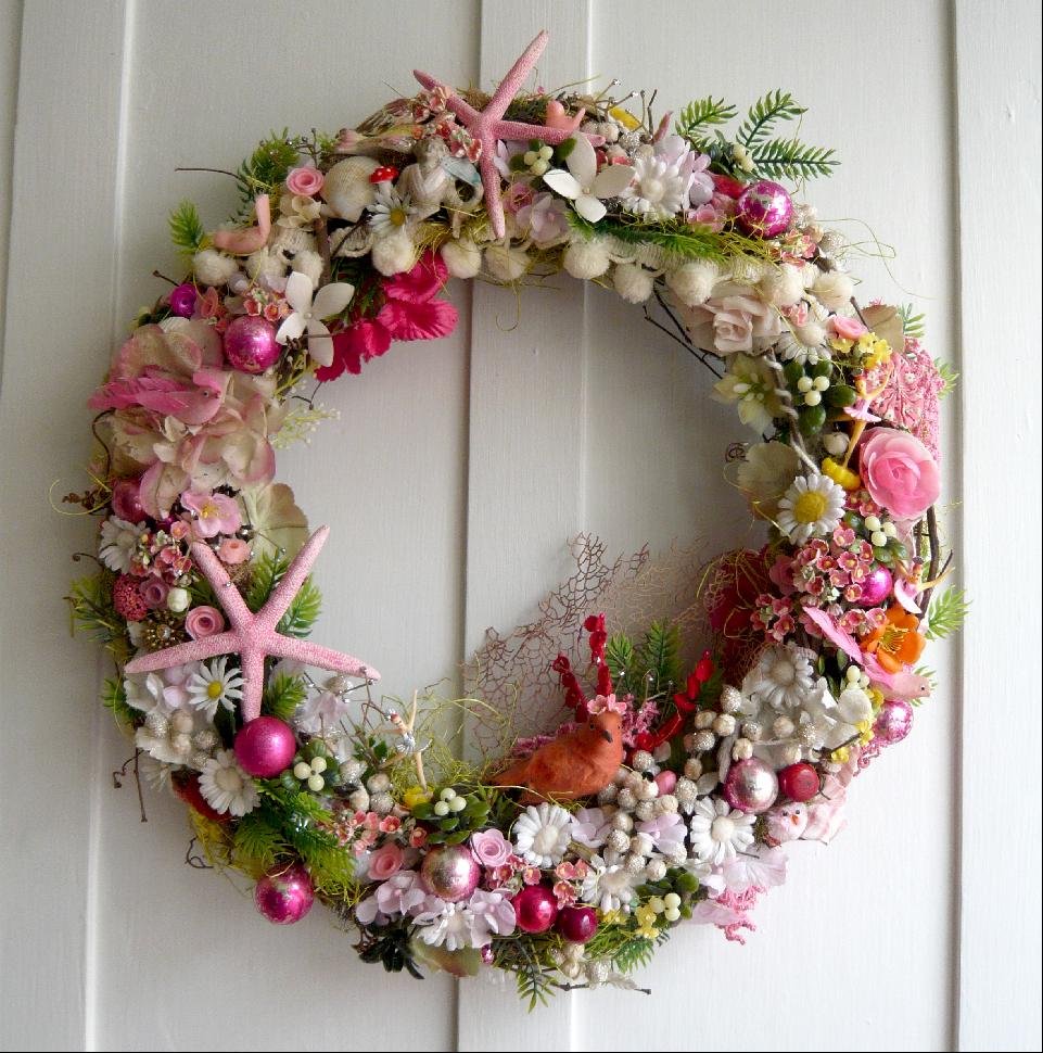 Passementerie Wreath
