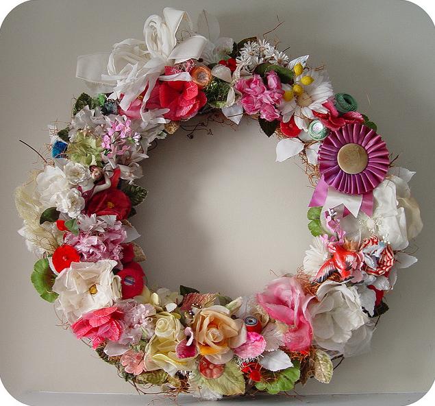 The State Fair Nest Wreath