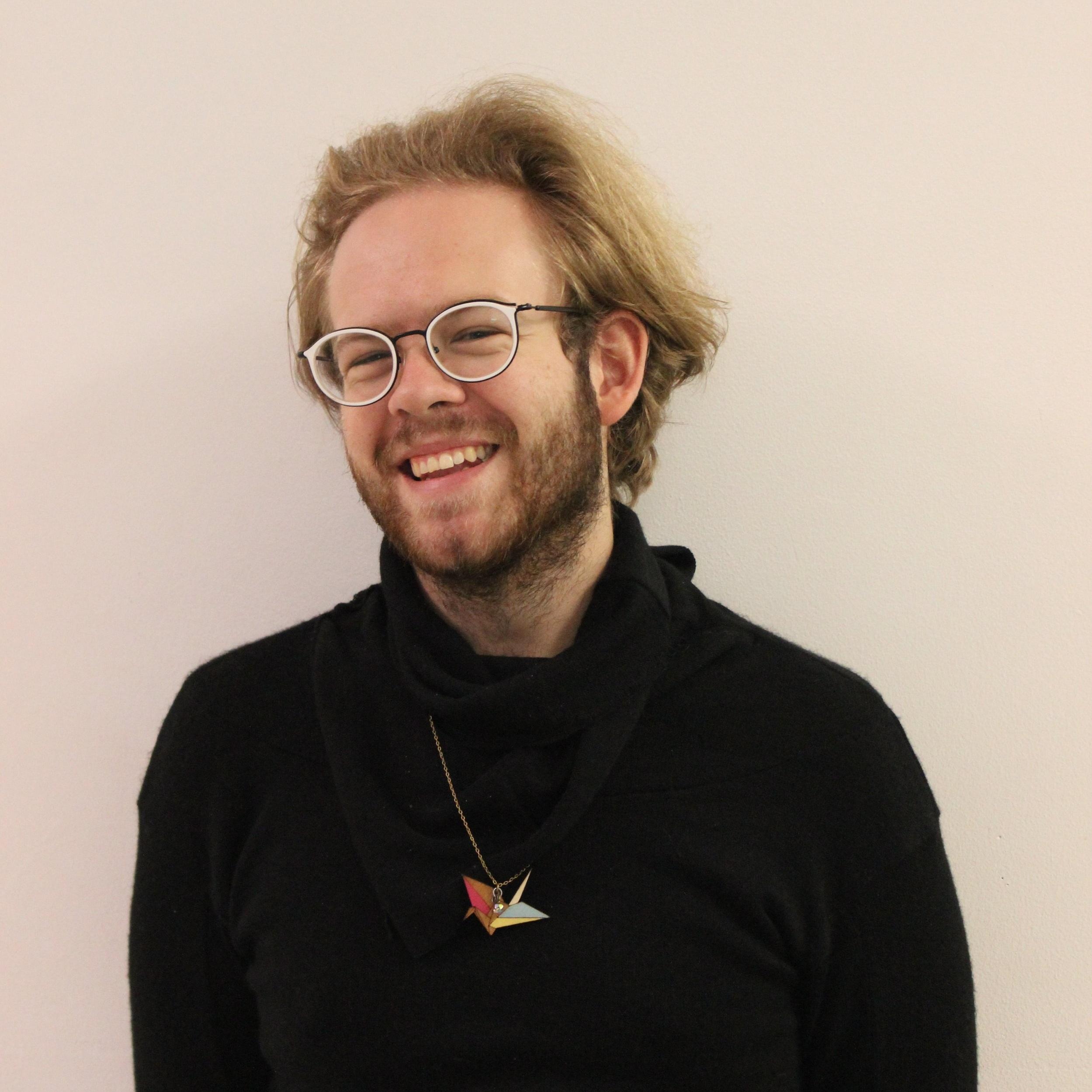 BRENNAN O'Rourke  Sexual Health Educator/ Performance Facilitator