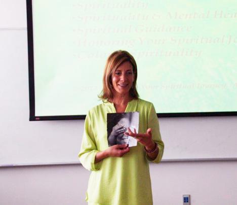 Rosanna Ferraro-Jensen, Honoring Your Spiritual Journey