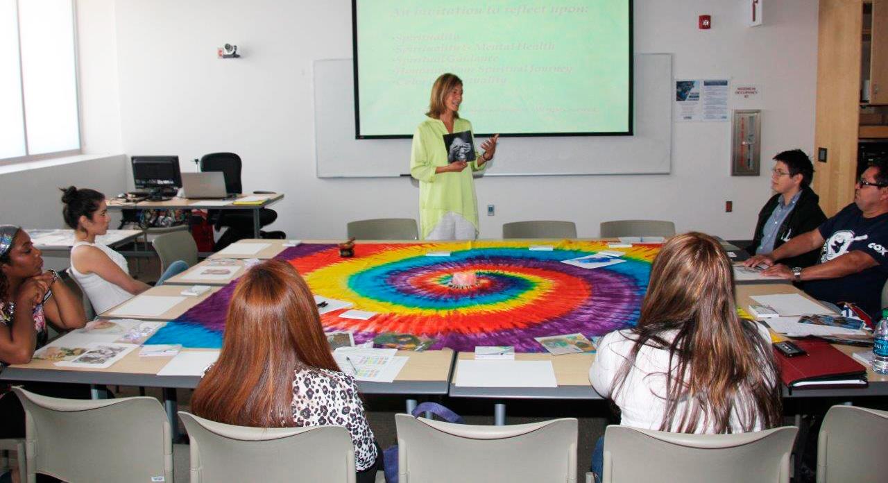Honoring Your Spiritual Journey - LA Mission College Symposium Presentation