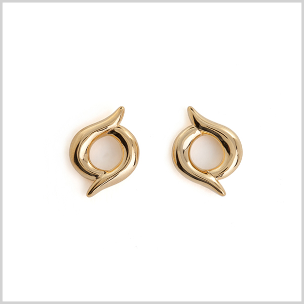 Firefly studs - £160  Silver 18k gold plated