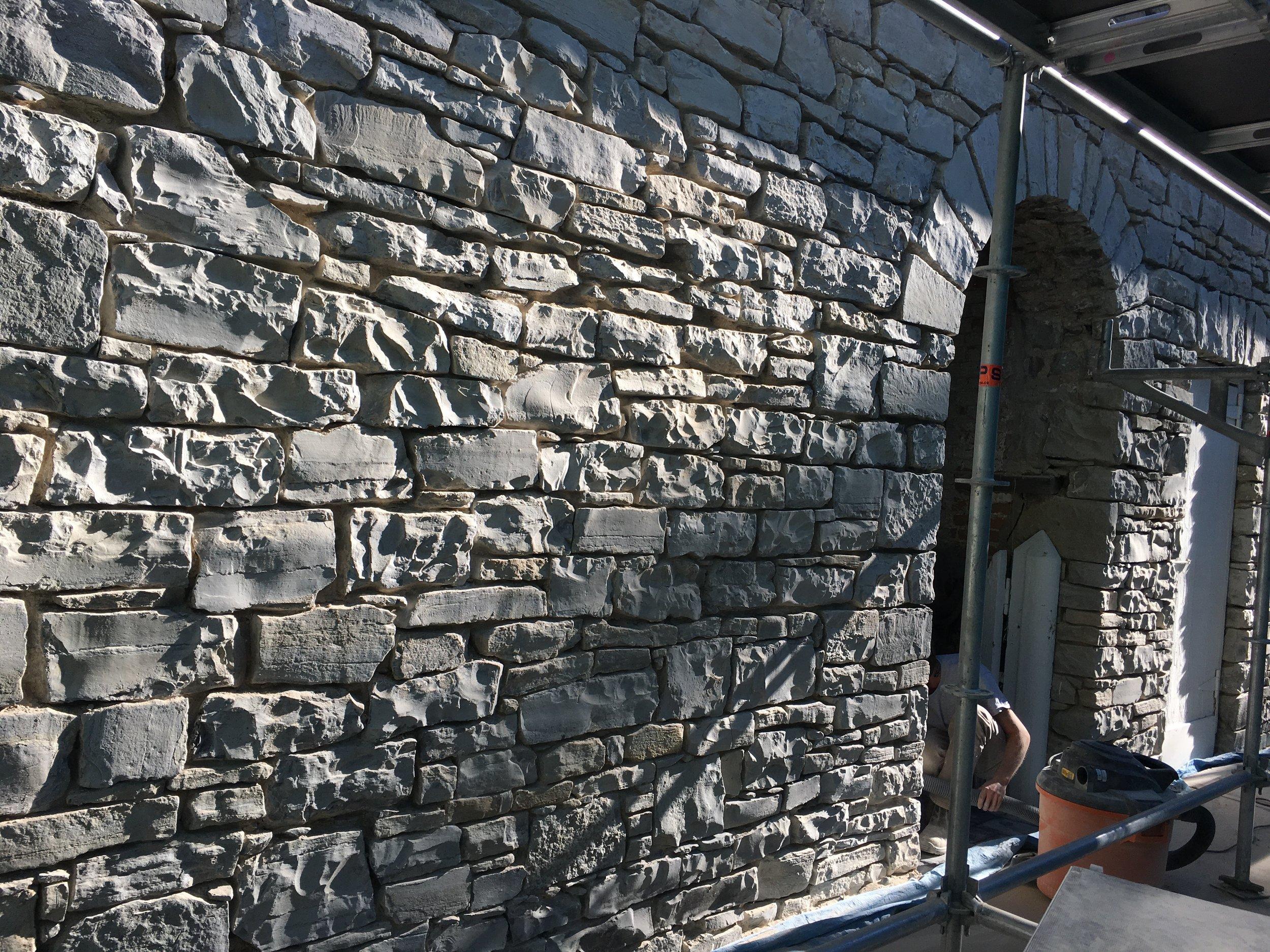 Random Rubble Kingston Limestone