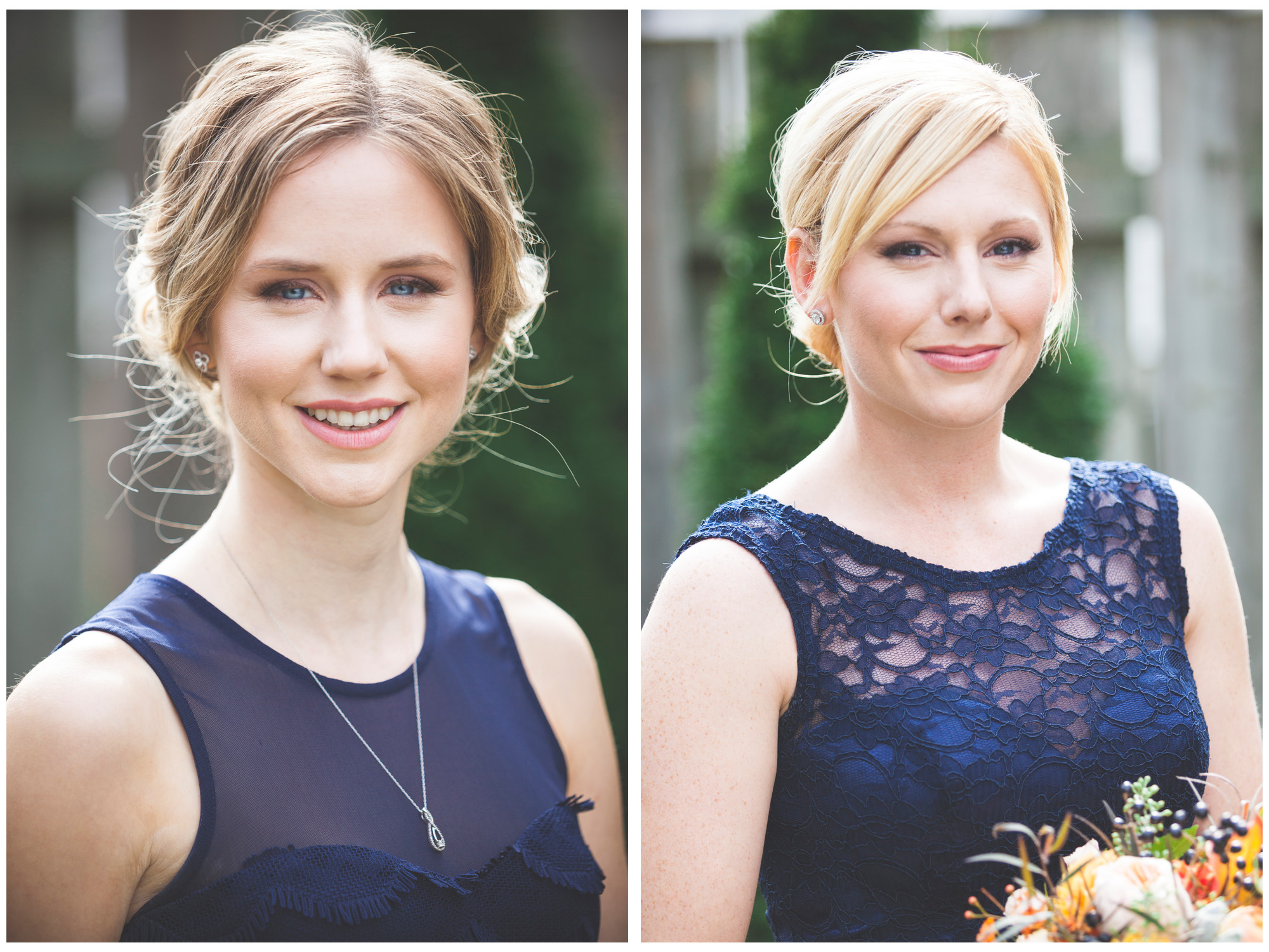 Bridesmaids portraits are always fun.