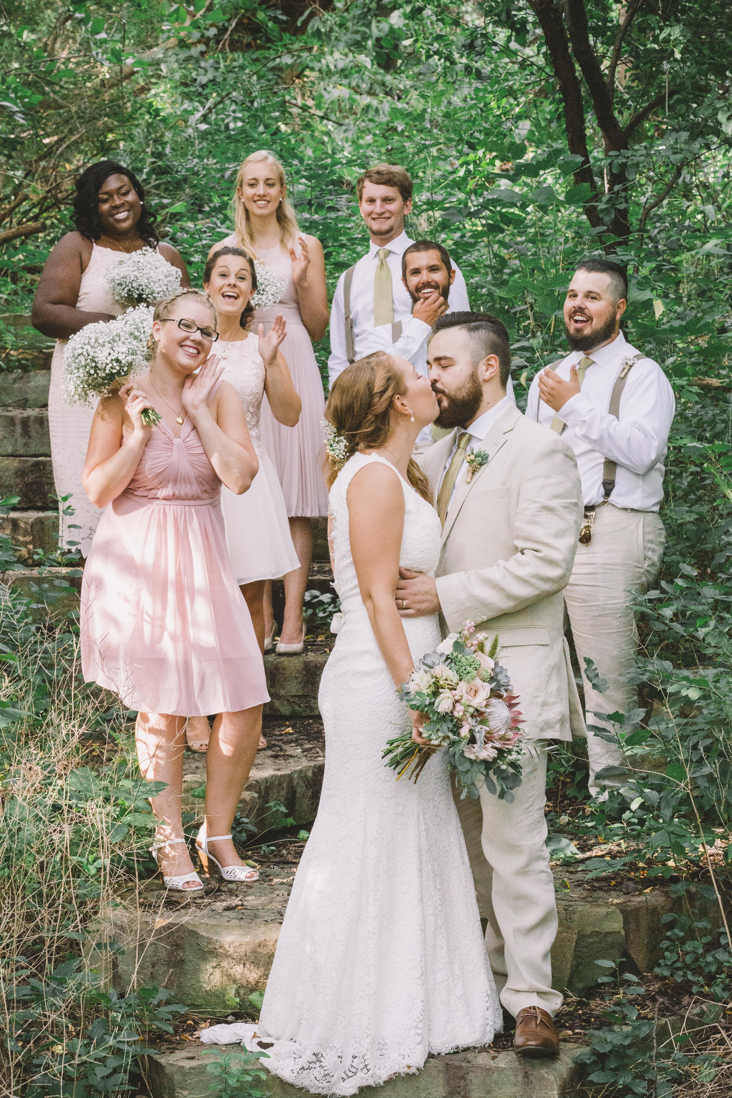 Wedding Part at Fantasy Farm in Toronto