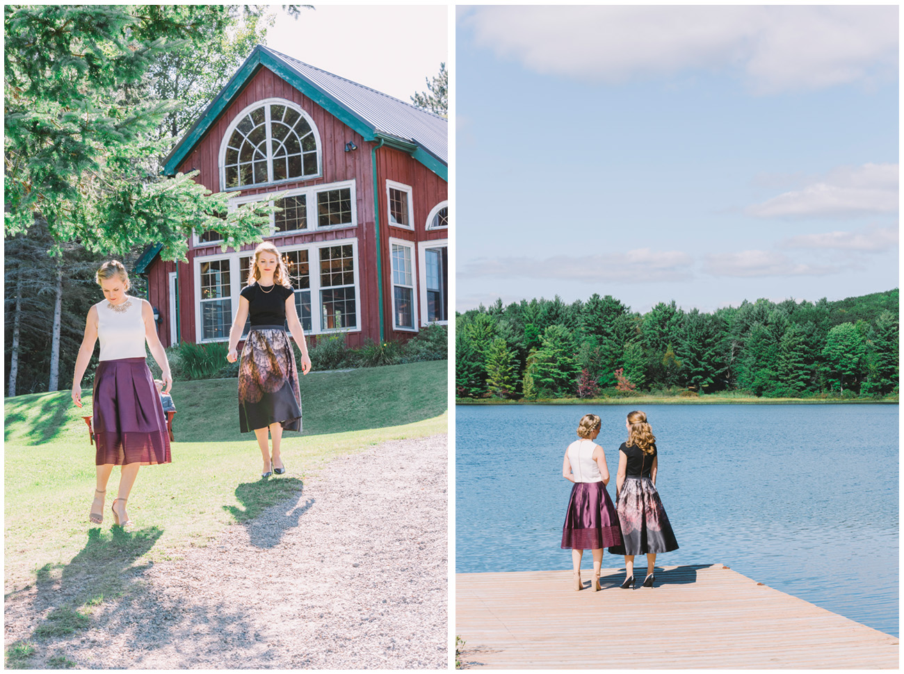 Wedding Photos at Trillium Resort and Spa