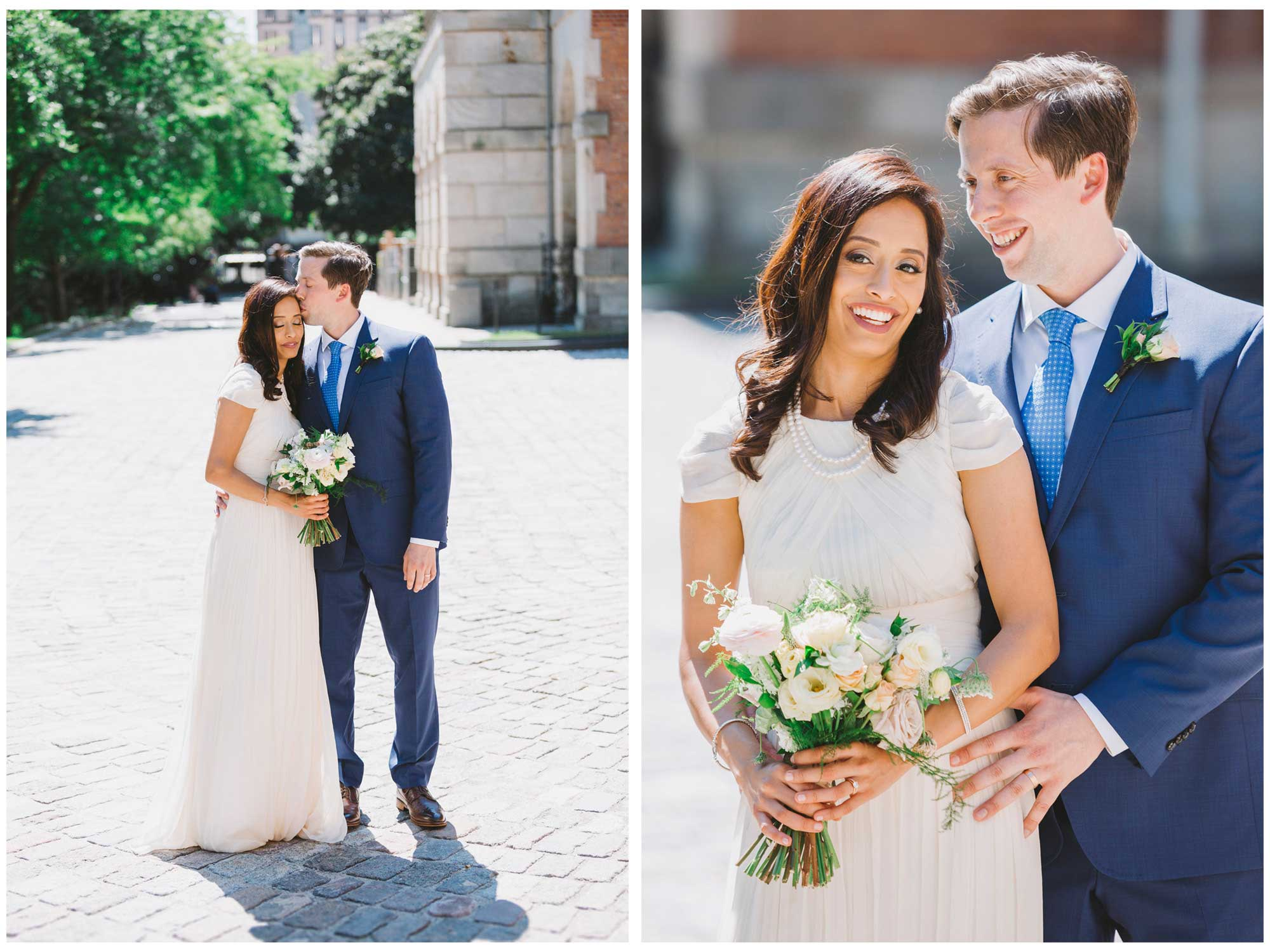 Wedding Couple Photos at Osgoode Hall