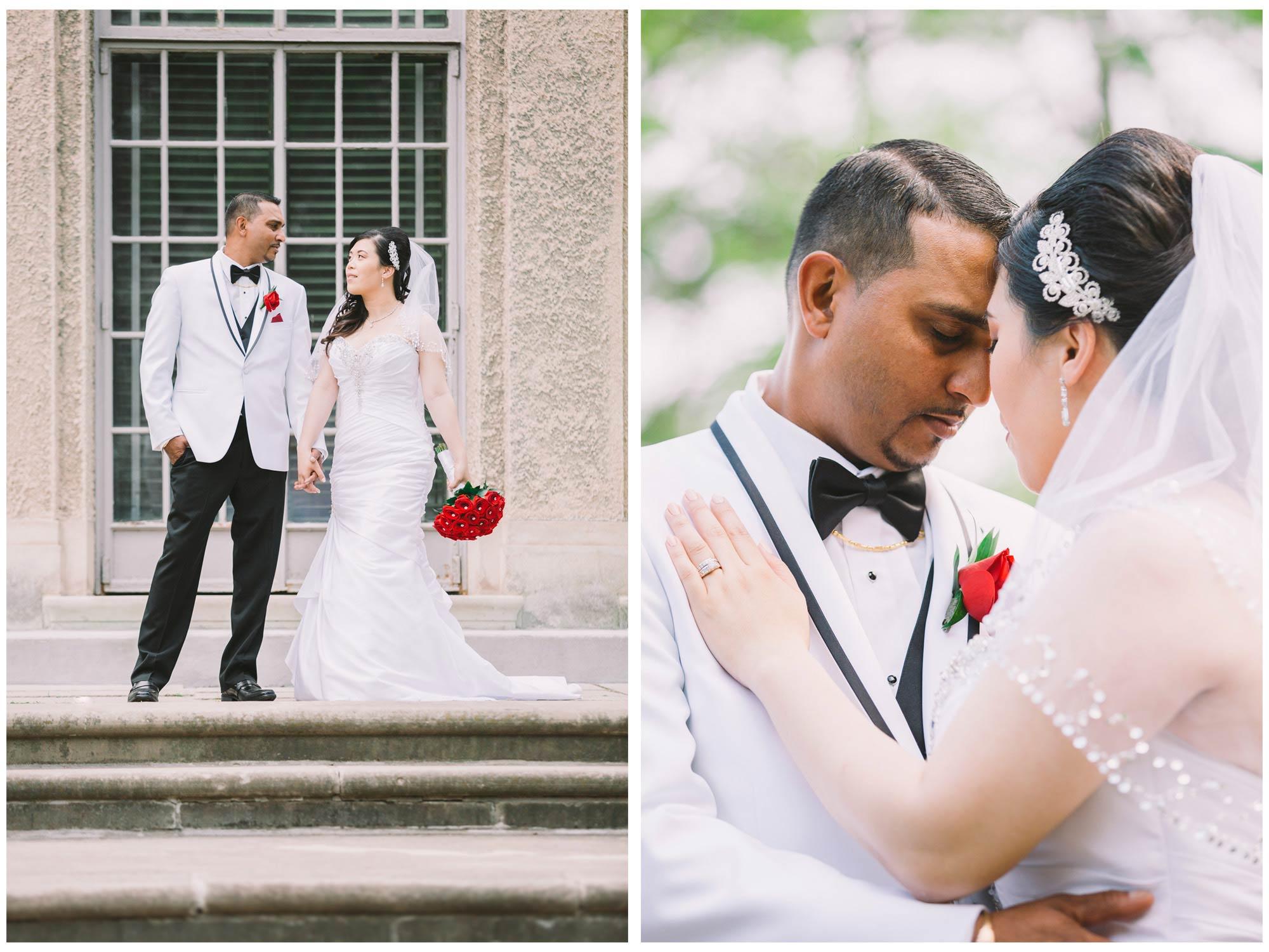 Wedding at Parkwood Estate in Oshawa