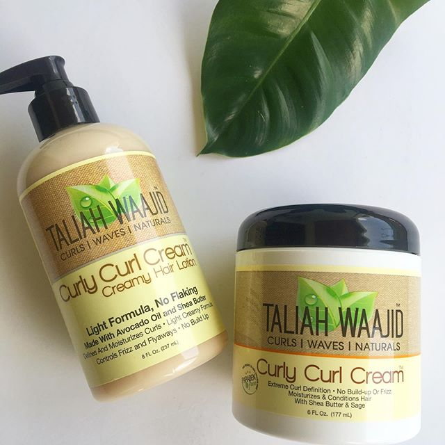 If you have type 4 curls and haven't tried these two products...you need to! 😍 . These two are a great addition for moisture and styling. Moisture 💯 Definition 💯 . On sale and available at www.beautybagtt.com👩🏽‍💻.Link in the bio. . #taliahwaajid #type4curls #naturalhairtt #trinidadnaturals #curlyhairtt #trinidadnaturalhair #caribbeannaturals