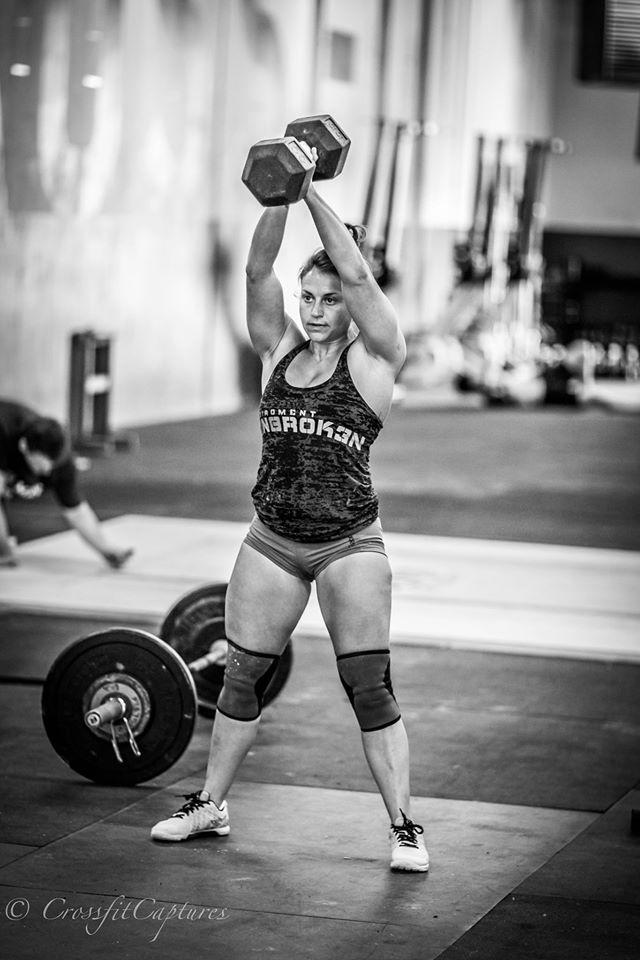 2 Time Regional Athlete and EaDo Elite team member Mallory Berger