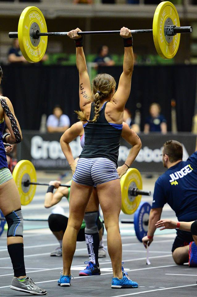 Eado Elite athlete Sarah Fish in action at the South Central Regional