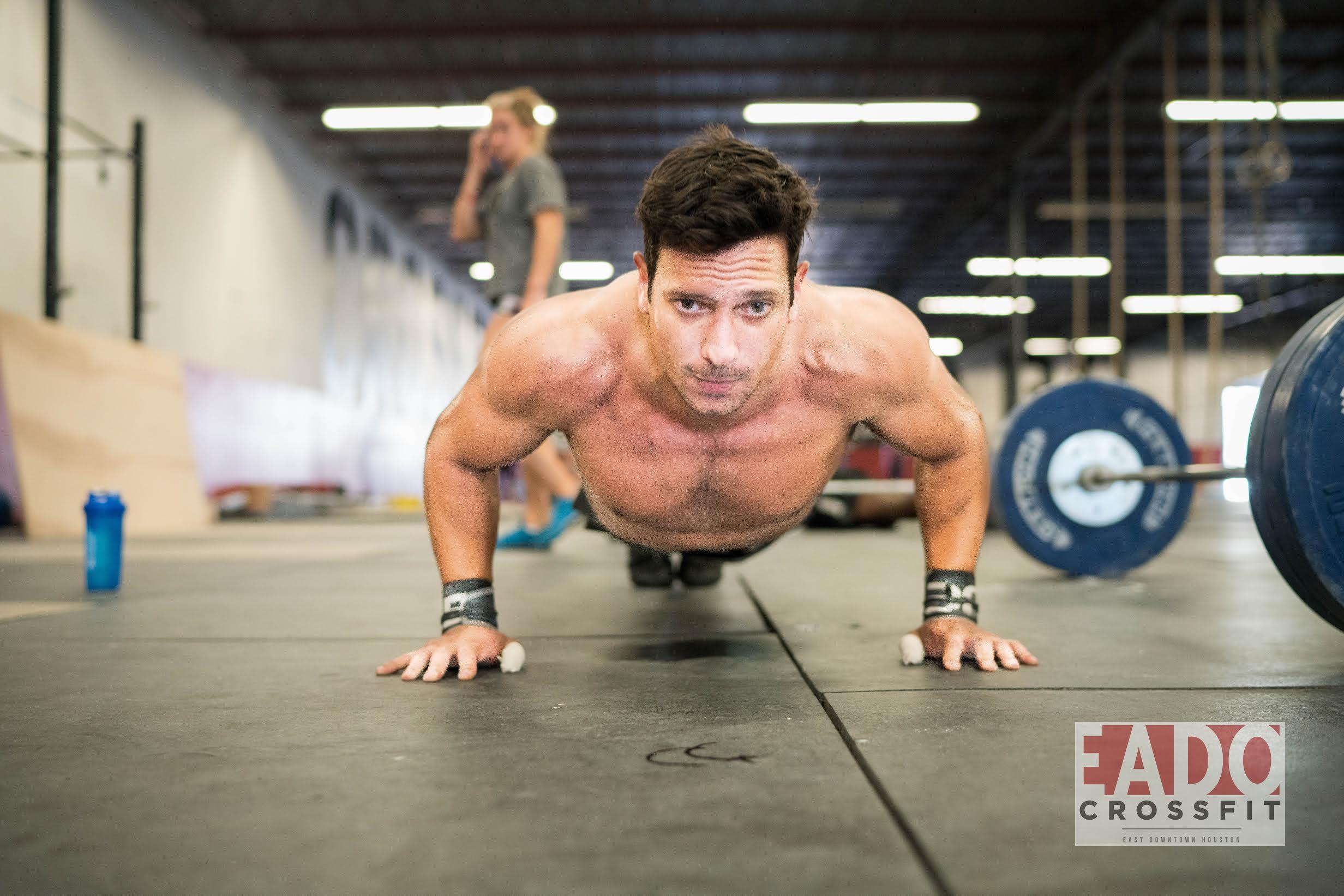 Eado Elite athlete  Photo Cred: Sierra Prime