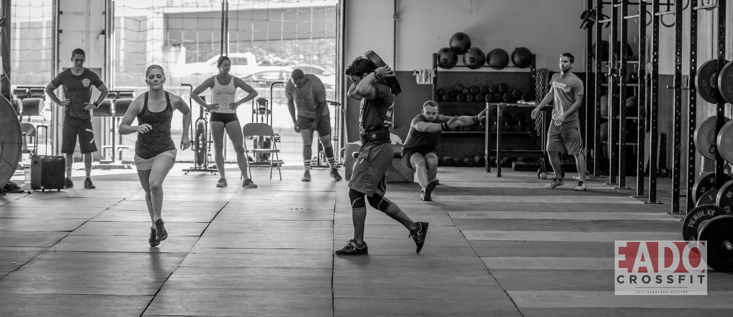 EaDo Elite Athletes during a recent 4:30 training session.  Photo Credit:  Sierra Prime