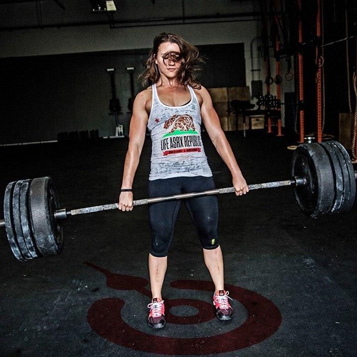 EaDo Elite Athlete Camzin Martin  Photo Credit:  Life AsRX