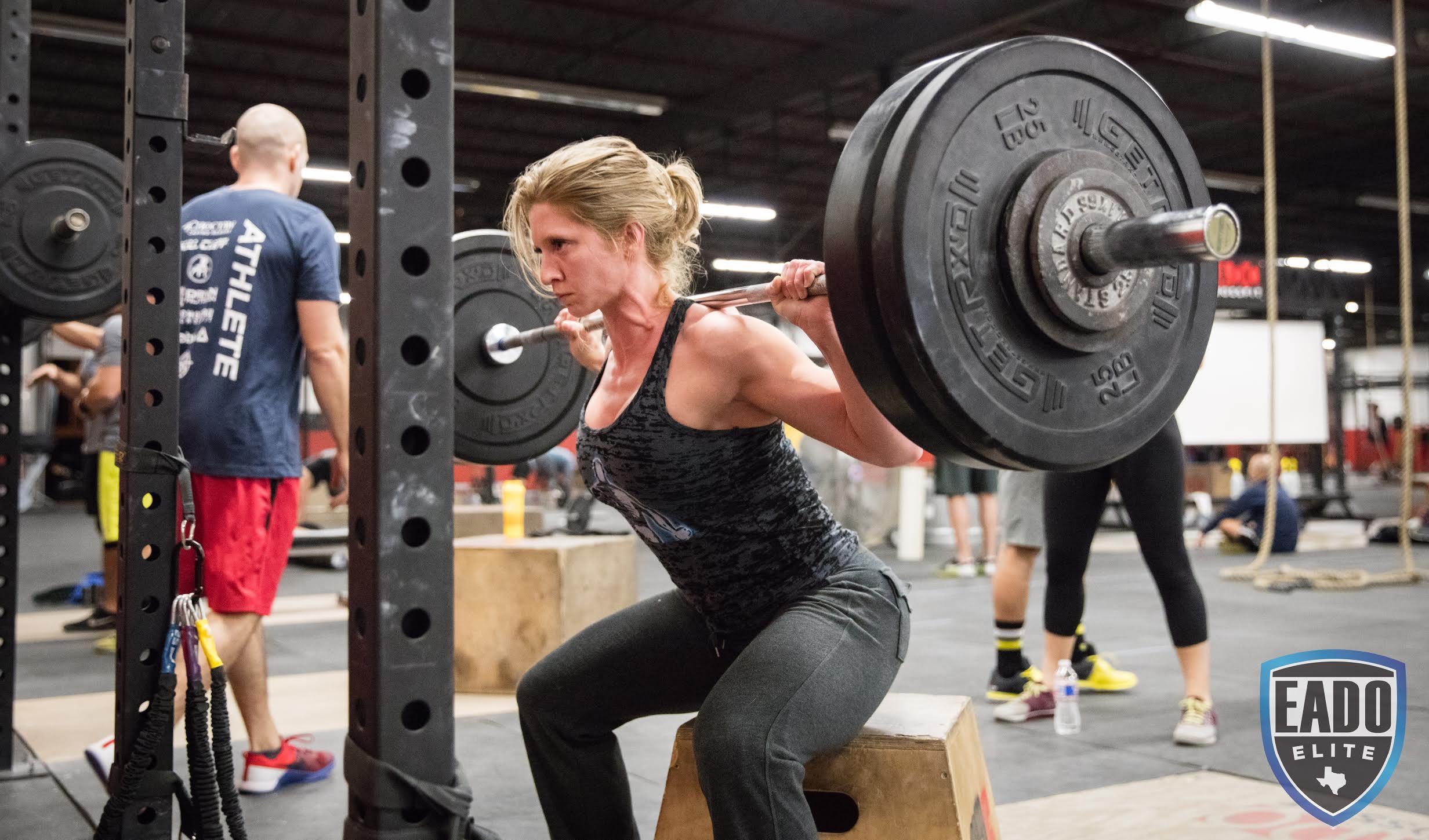 EaDo Elite Athlete Lauren Sisler  Photo Credit:  Sierra Prime
