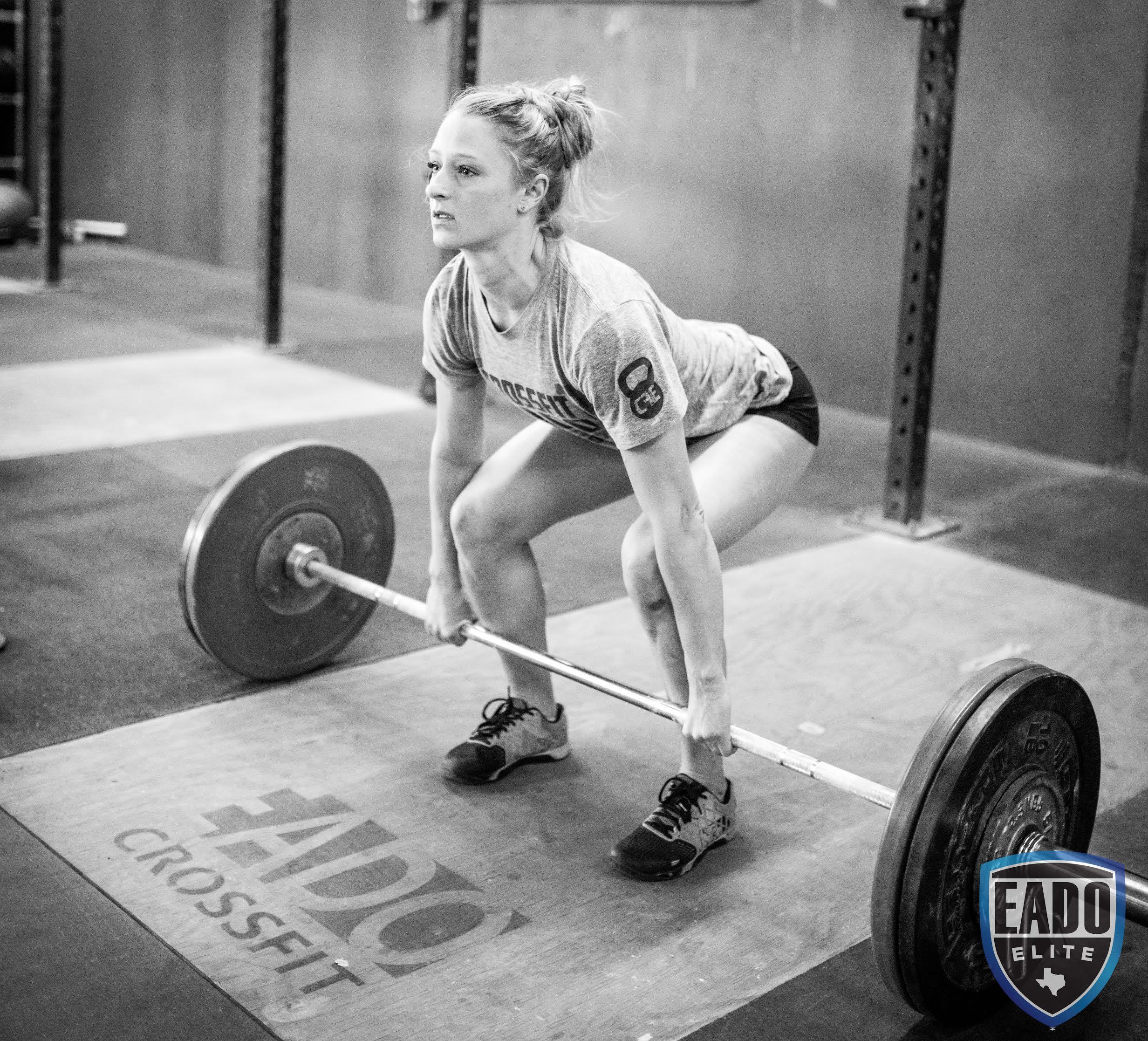 EaDo Elite Athlete Leslie Jobe  Photo Credit:  Sierra Prime