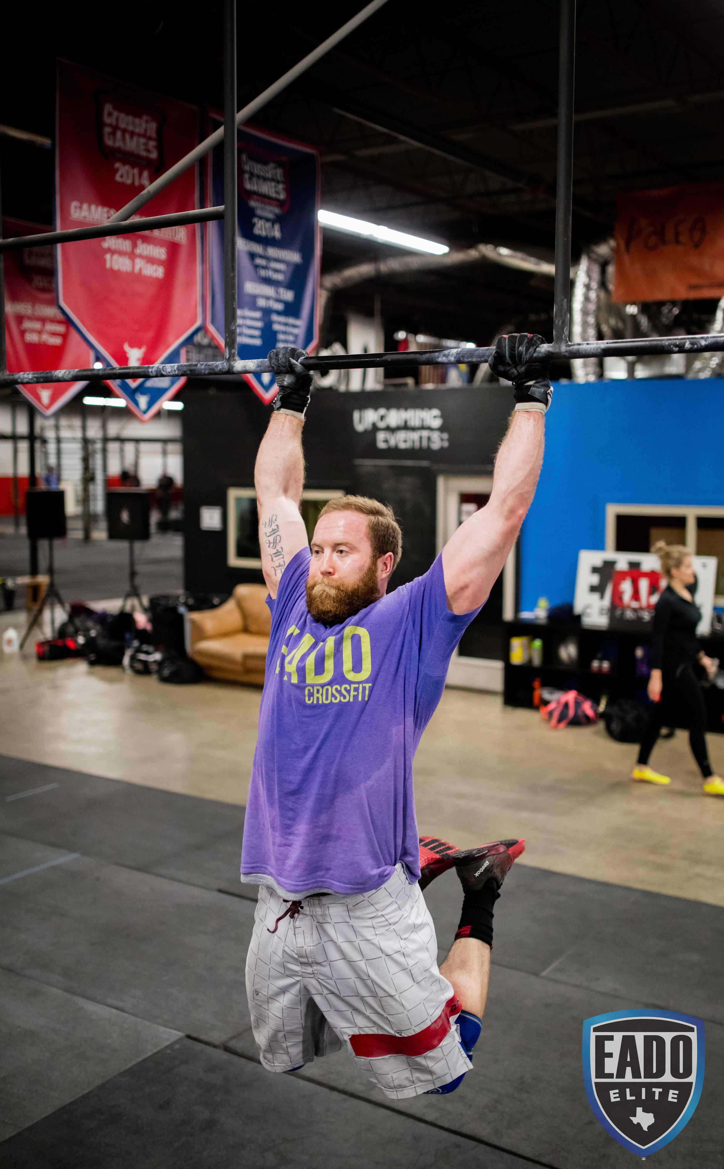 EaDo Elite Athlete Adam Sisler  Photo Credit: Sierra Prime
