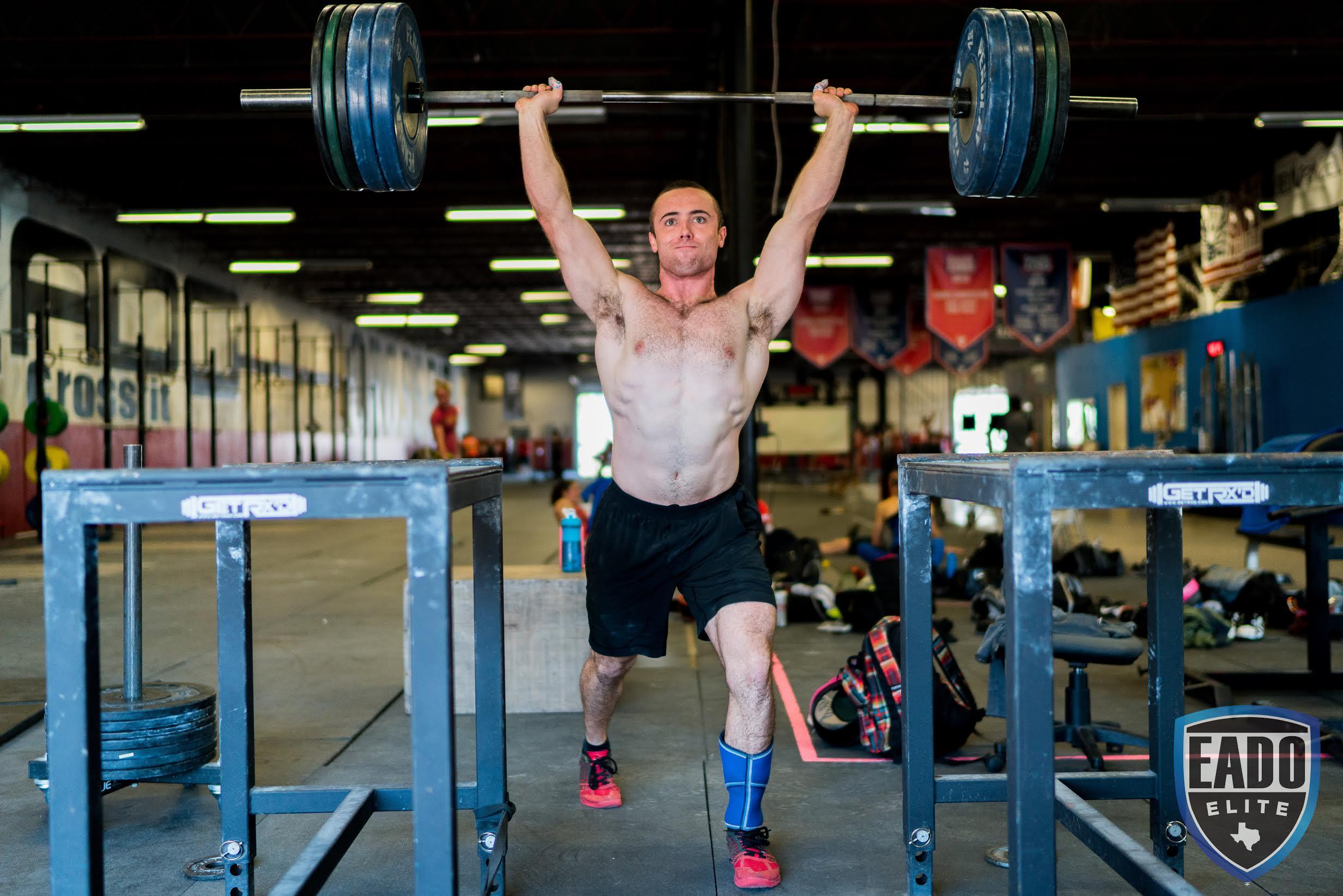 EaDo Elite Athlete Kevin McEnery  photo credit: Sierra Prime