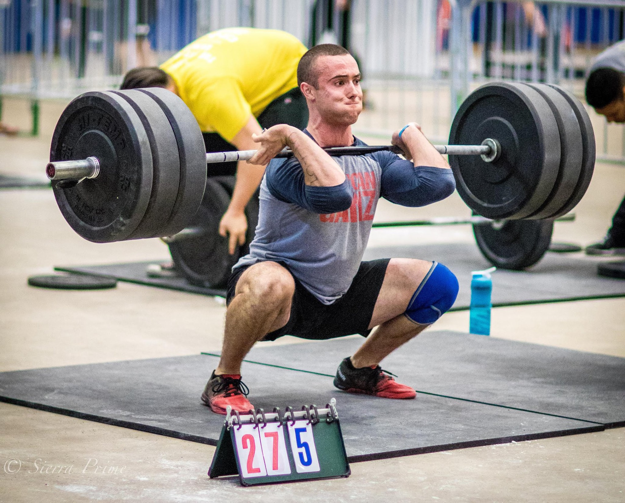 Kevin representing EaDo Elite at The Fittest Games where they took 4th place overall.