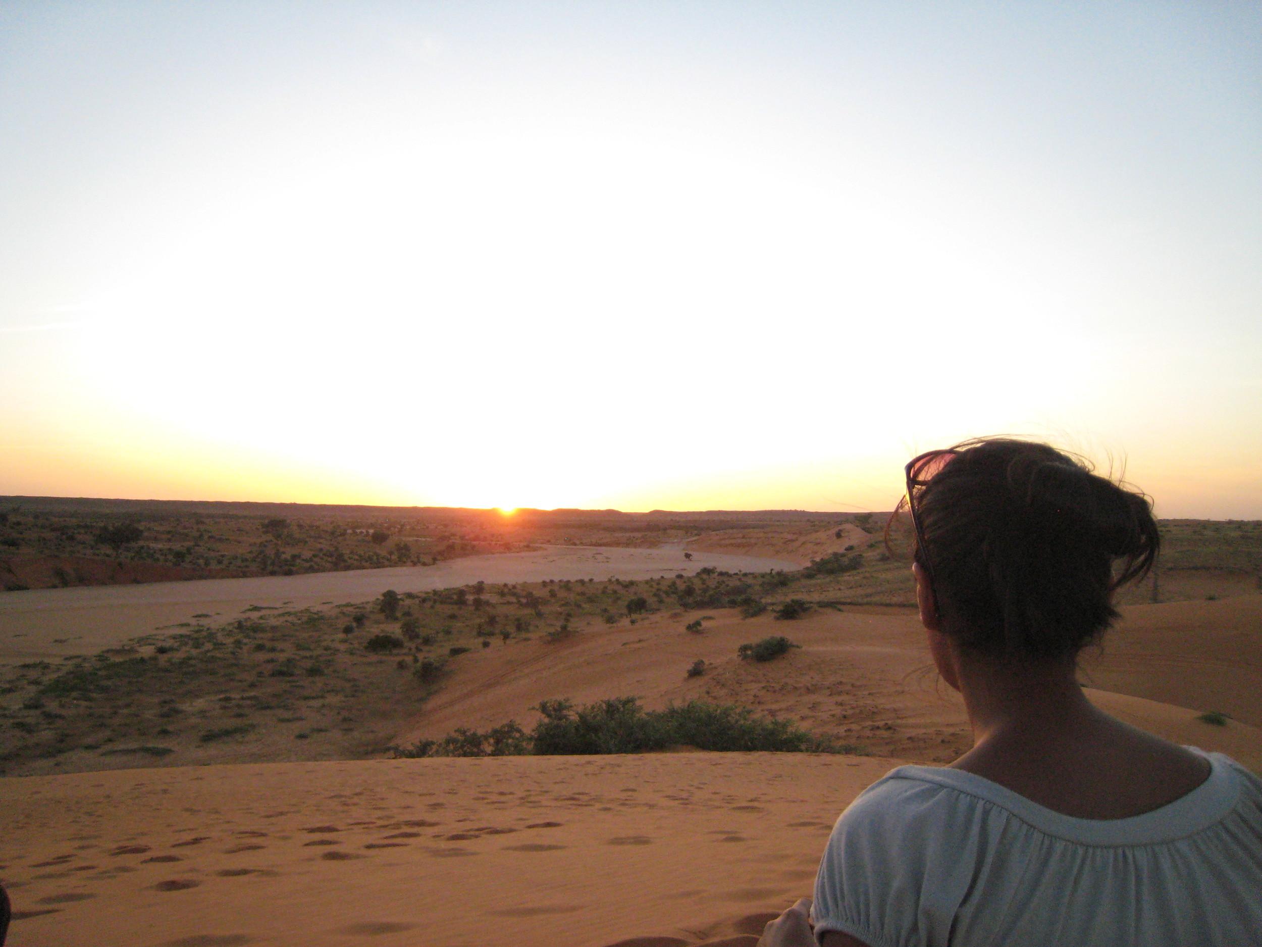 West of Niamey, Niger
