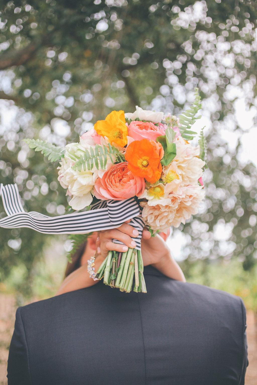 Kate Spade Inspired Wedding / Edyta Szyszlo Photography / Tango + Foxtrot Florals / Buzzworthy Events