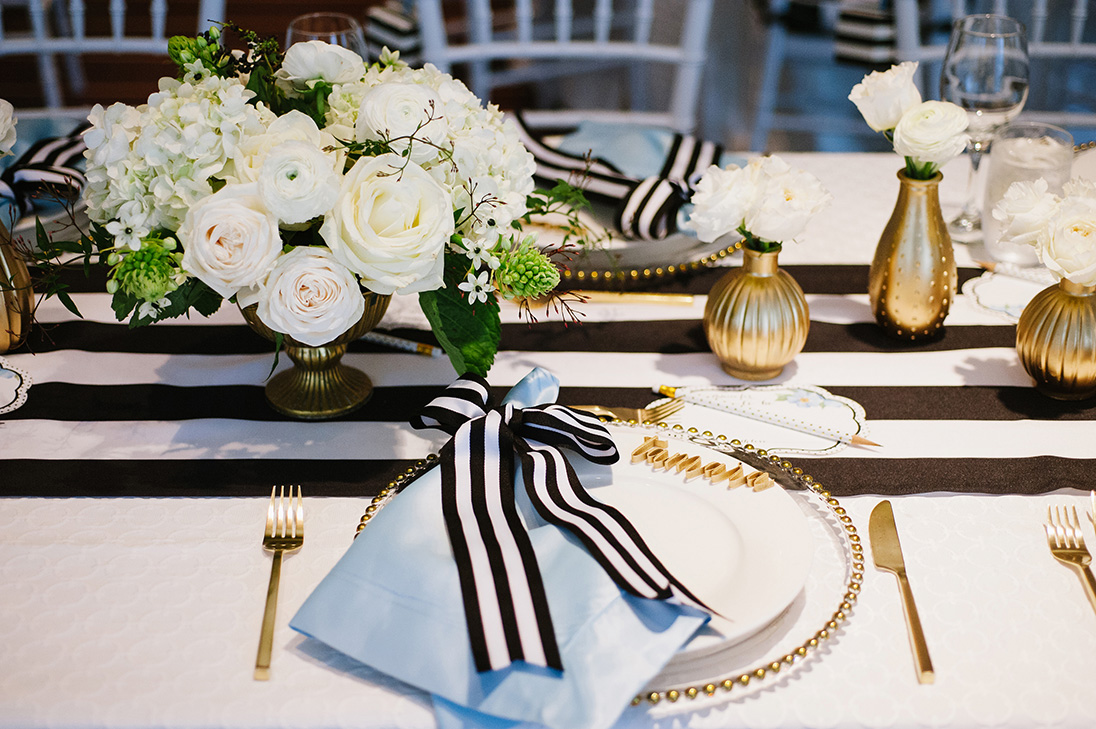 The Little UmbrellaMay 2016 - Kate Spade Inspired Baby Shower //Photographed by Heartbeat PhotographyPlanning + Design by Simple Little Details