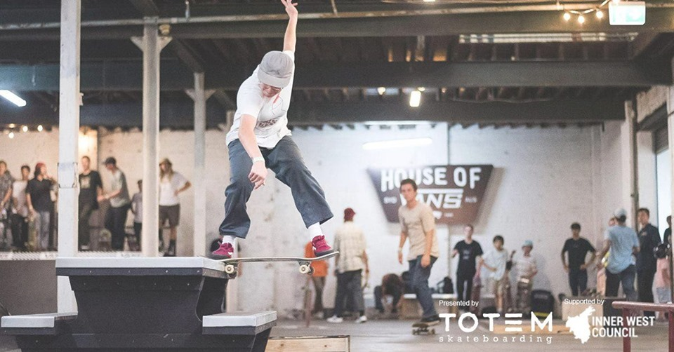 Vans Skateboarder Hayley Wilson just placed 2nd at the SLS in London!