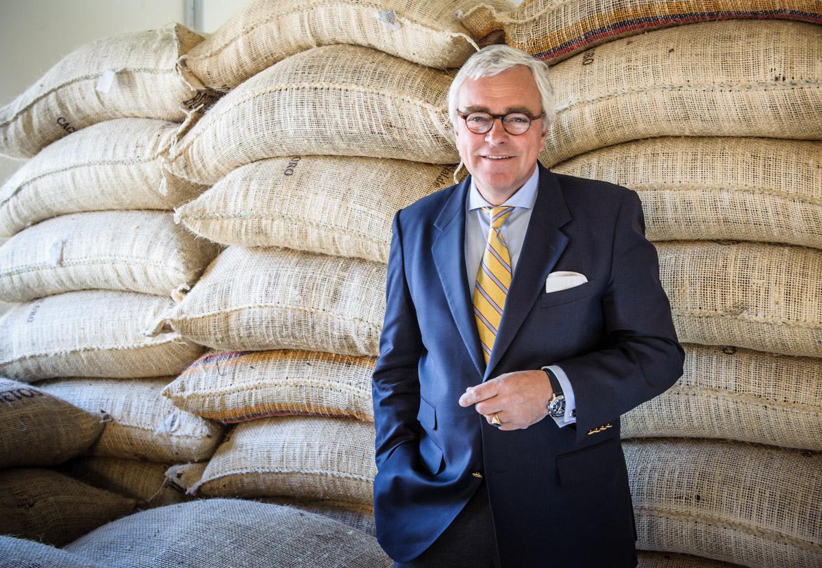 Hasso Nauck, Schokoladen-Unternehmer, Hachez - für DER SPIEGEL