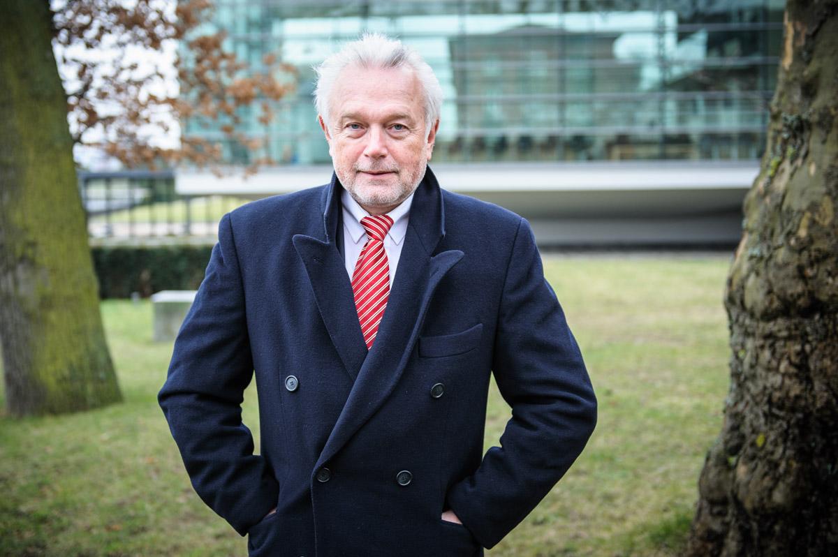 Wolfgang Kubicki, FDP-Politiker - für DER SPIEGEL