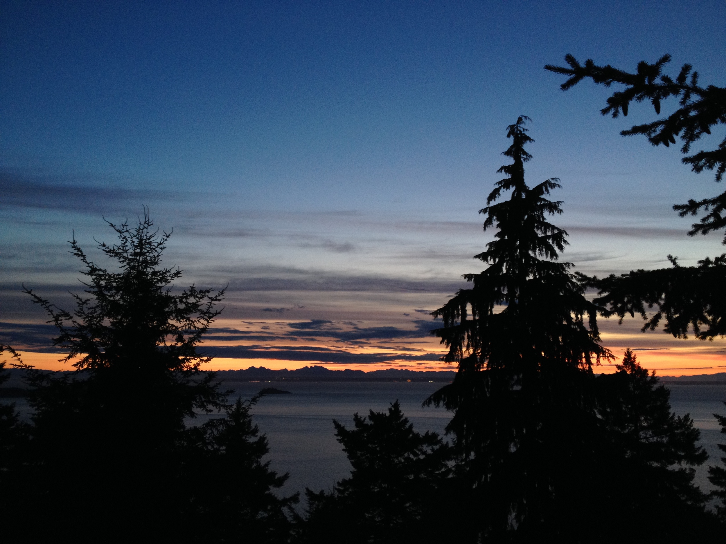Orcas Island, Washington                Not all those who wander are lost..... J.R.R. Tolkien