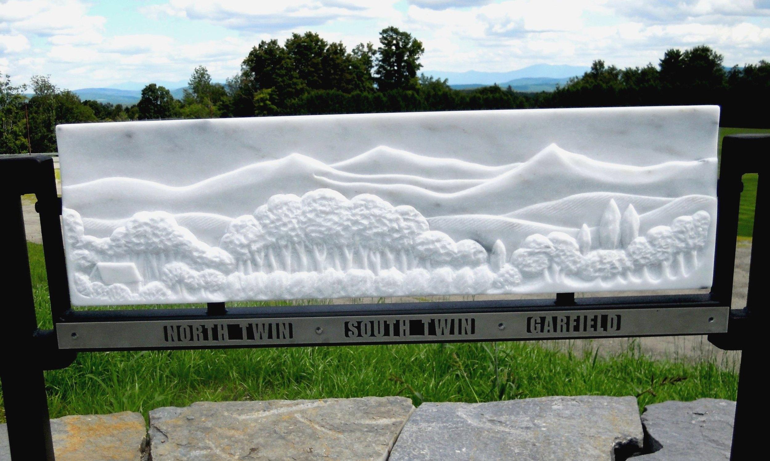 2 Mountains - center detail.JPG
