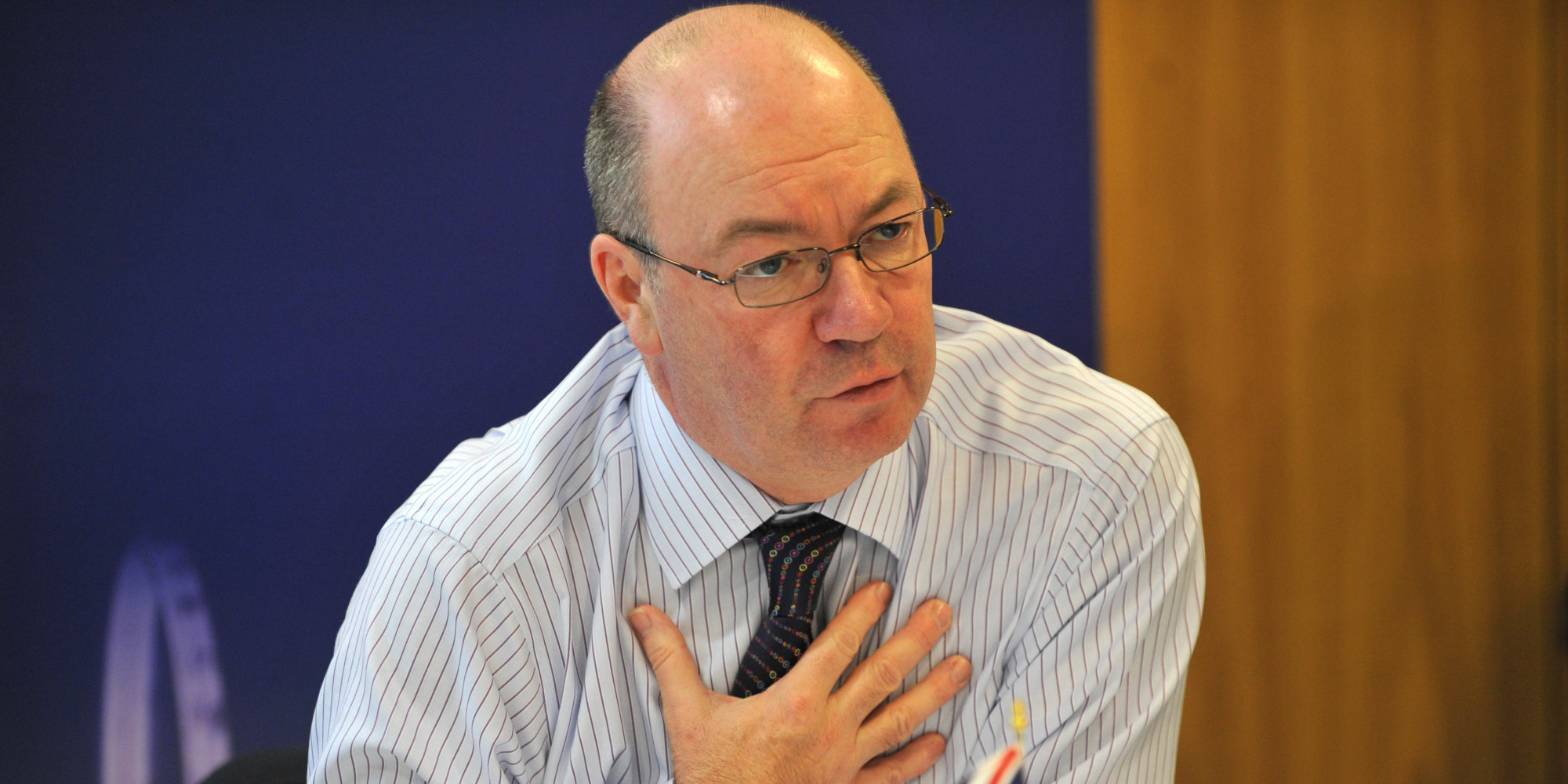 MP Alistair Burt