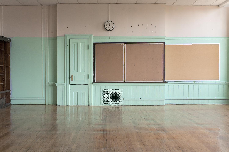 Classroom, Von Humboldt Elementary