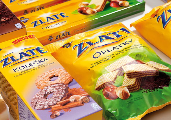 Zlate redesign - Kraft foods