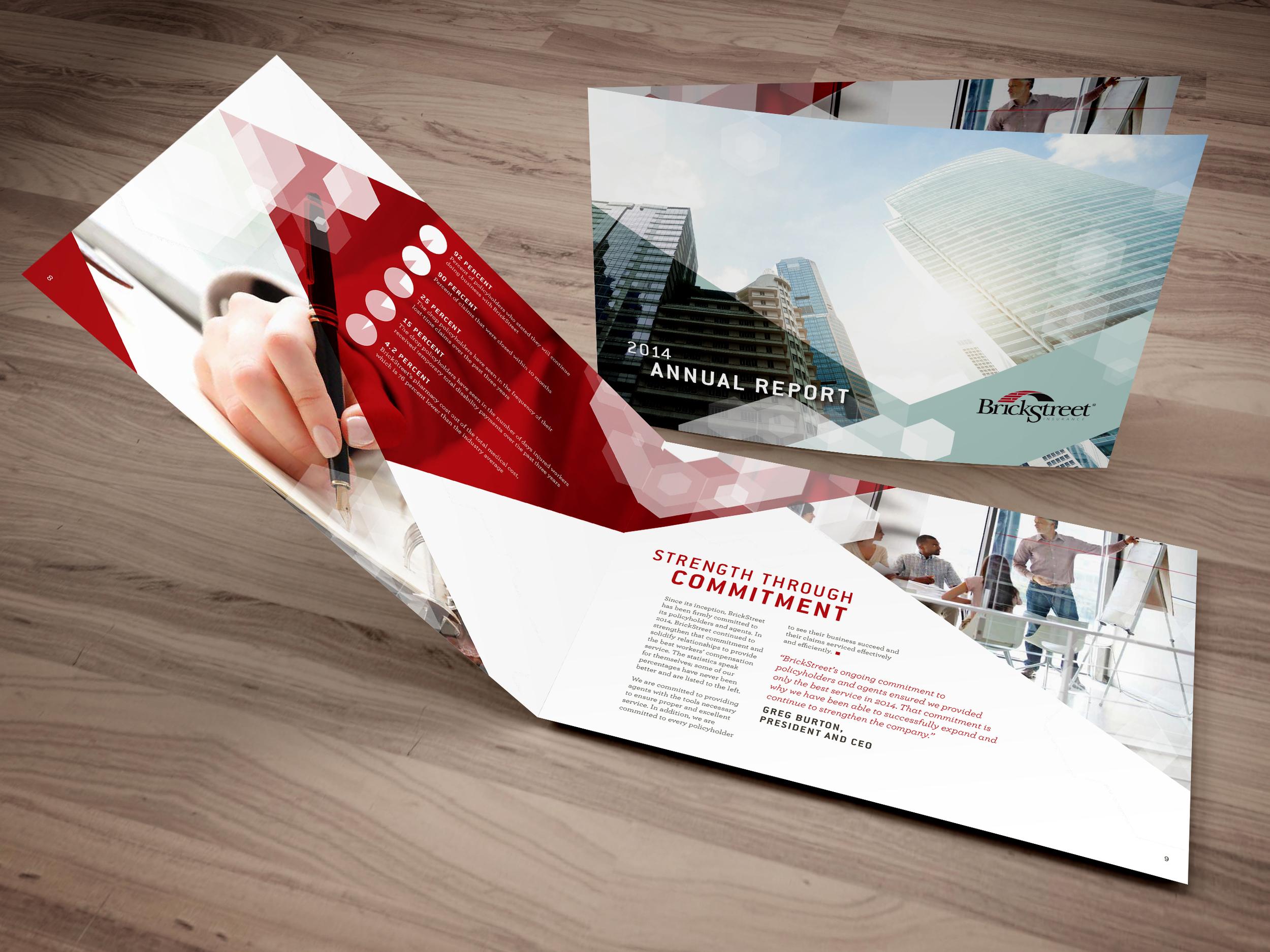BrickStreet 2014 Annual Report