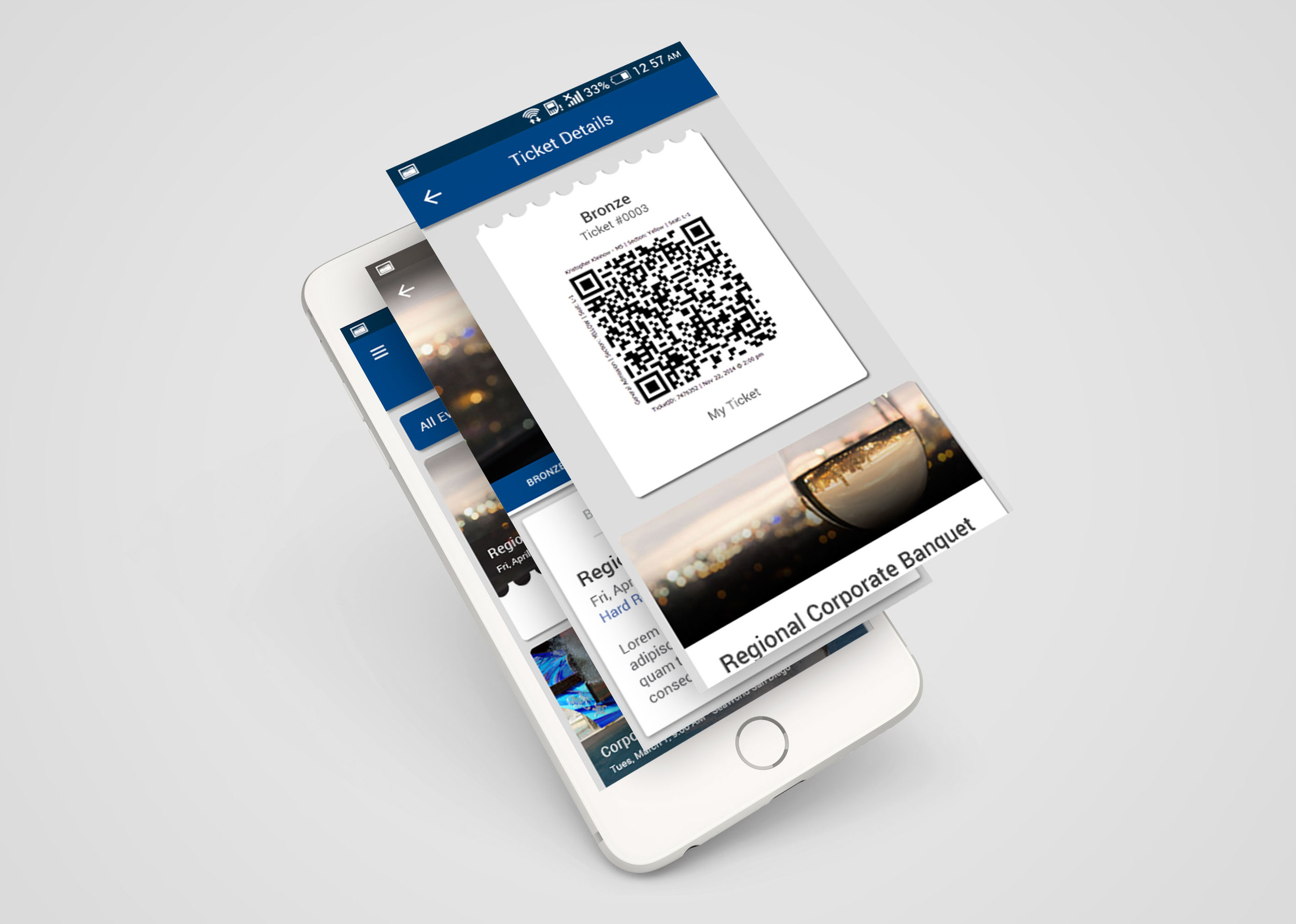Luxx Mobile App