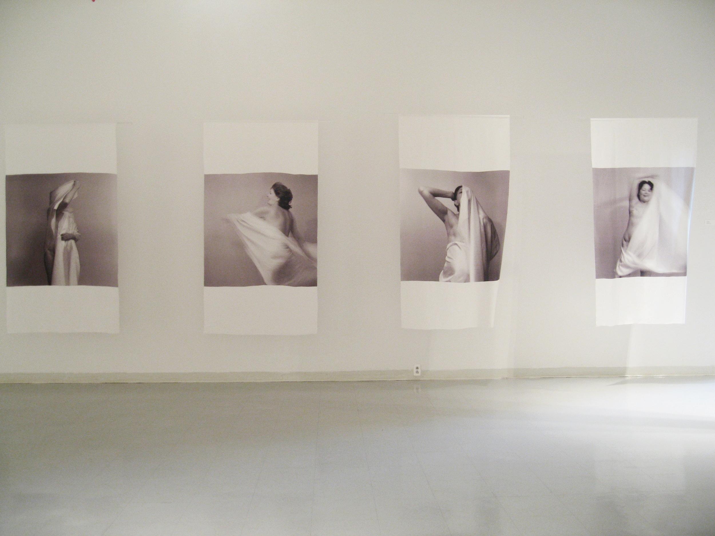 'Healing Body' at Rutgers University, 2008