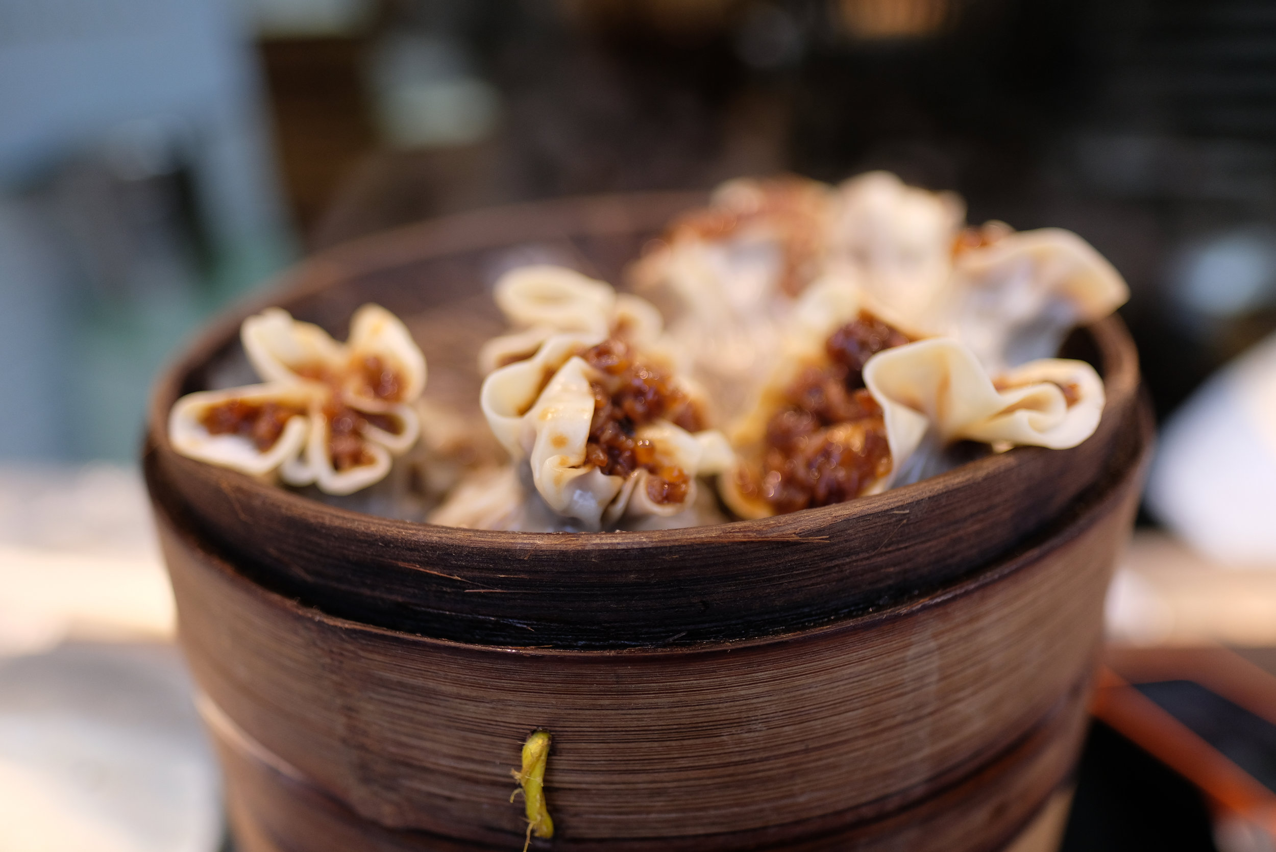 Breakfast in Shanghai -