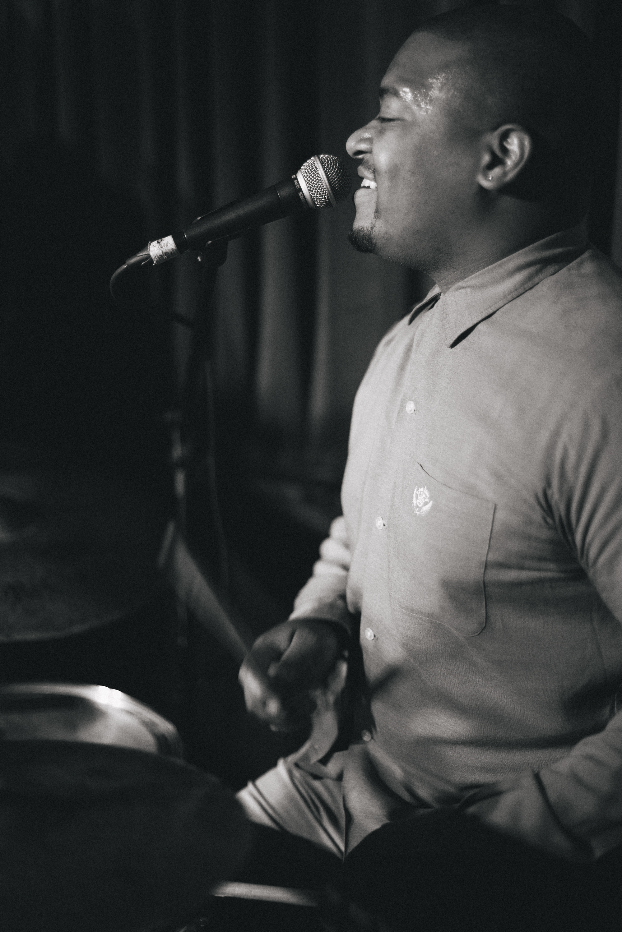 Donte Pope @ marvin dc -