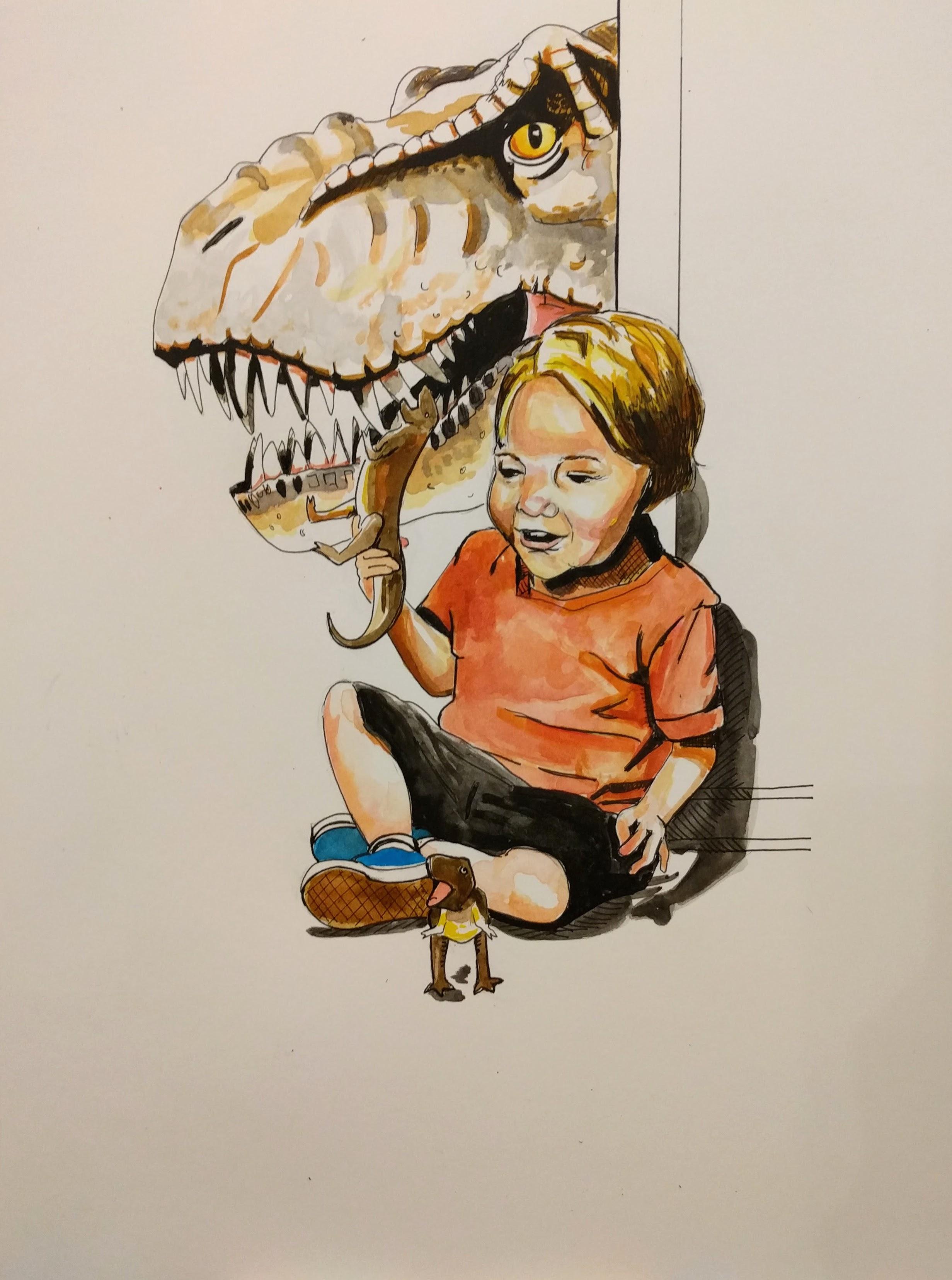 Imagine Dinosaur