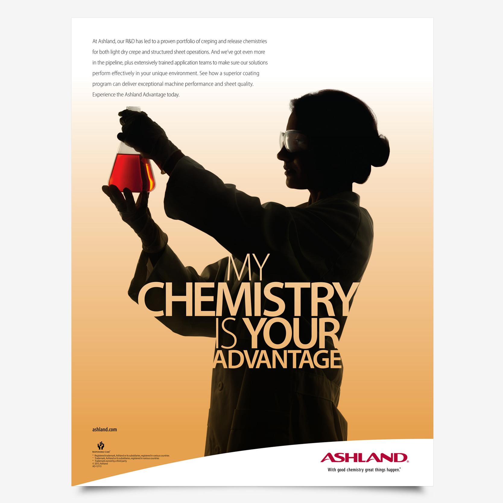 Ashland global ad campaign