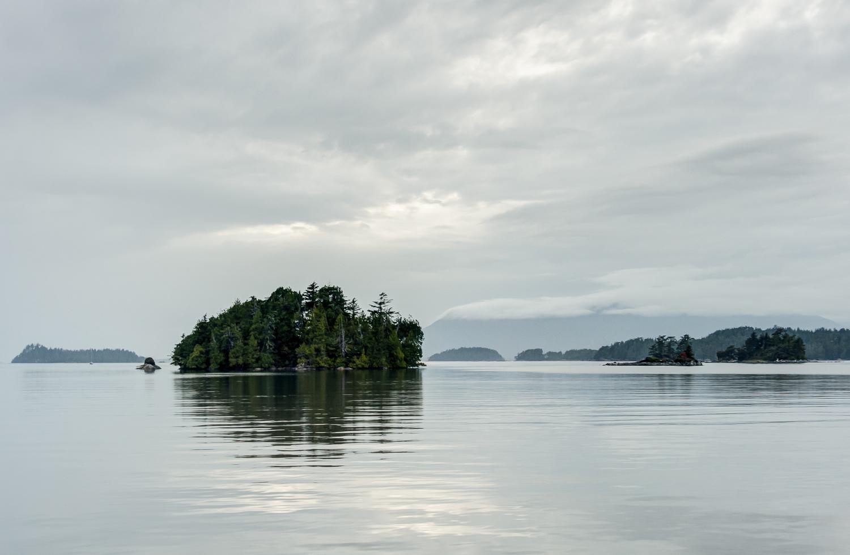 Calm Effingham Bay