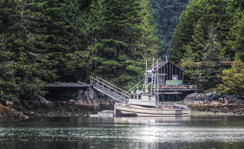 Pinkerton Island home
