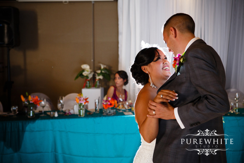The_Richmond_Country_Club_Wedding_Reception007