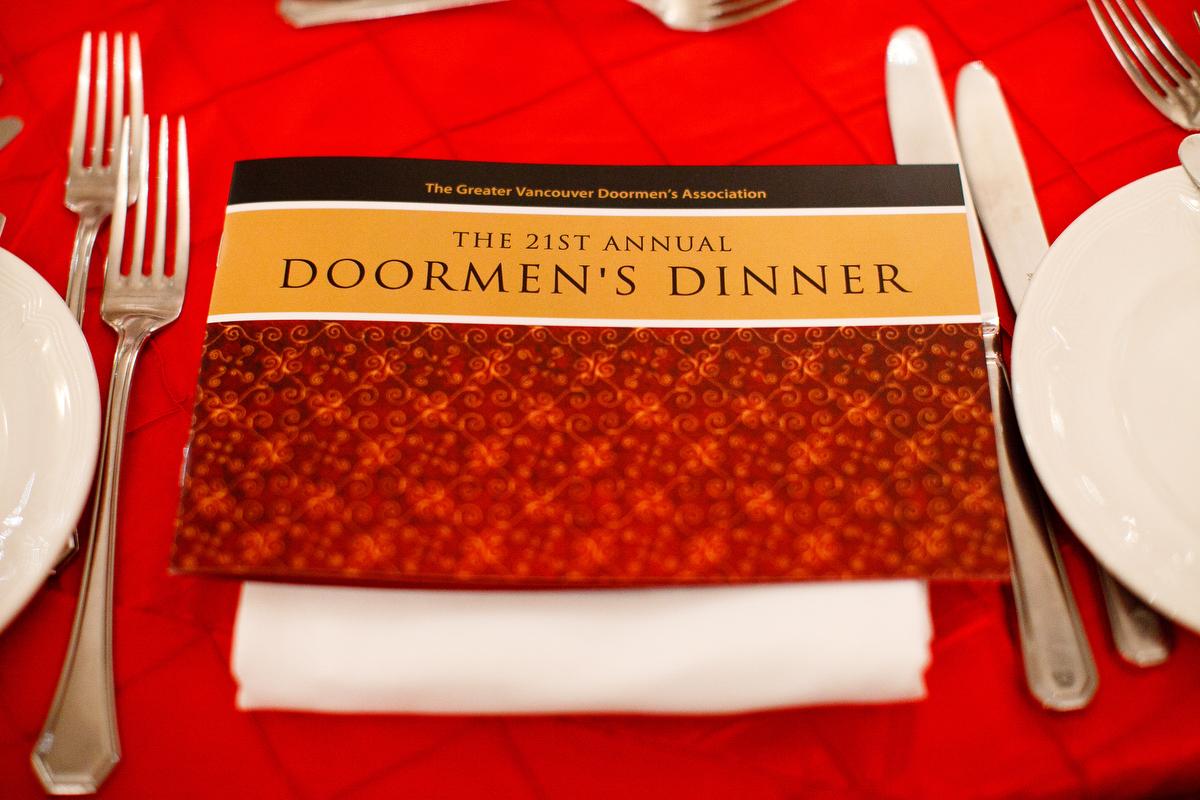 C.H.I.L.D. Foundation Doorman's Dinner